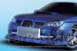 Интеркулер. Subaru Impreza WRX STI, GDB Двигатели: EJ20, EJ207, EJ25, EJ257