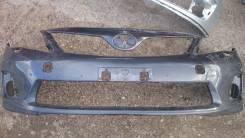 Бампер передний toyota corolla 150 рестайлинг