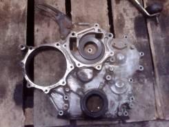 Крышка двигателя. Nissan Atlas Двигатель TD27