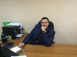 Руководитель службы безопасности. Высшее образование по специальности, опыт работы 5 лет