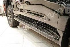 Подножка. Toyota Land Cruiser, URJ202, UZJ200W, URJ202W, J200, VDJ200, UZJ200