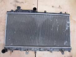 Радиатор охлаждения двигателя. Subaru Impreza, GRB