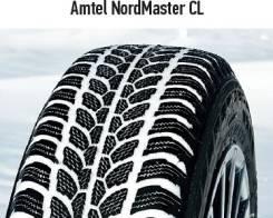 Amtel NordMaster CL. Зимние, без шипов, 2016 год, без износа, 4 шт