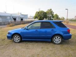 Subaru Impreza. GG, EJ15