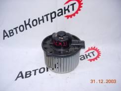 Мотор печки. Toyota Ipsum, ACM21