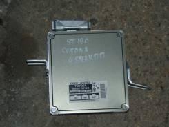 Блок управления двс. Toyota Corona, ST190 Двигатель 4SFE