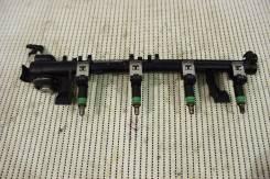 Топливная рейка. Ford Focus Двигатели: 16TIVCT, SHDA