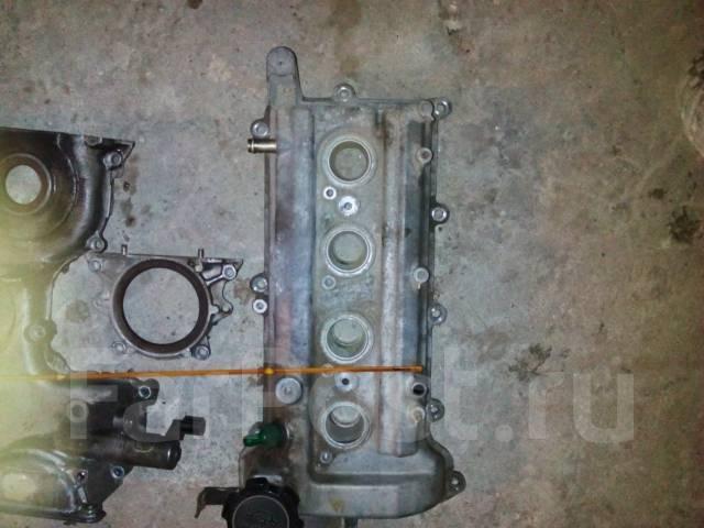 Крышка головки блока цилиндров. Toyota: Vitz, Yaris, Echo, Platz, Yaris / Echo Двигатель 1SZFE