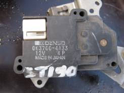 Сервопривод заслонок печки. Toyota Corona, ST190