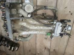 Коллектор впускной. Suzuki Every, DA62V, DA62W, DA64V, DA64W, DA64W? Двигатель K6A