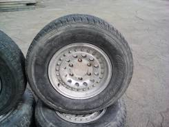 Wheelworld. 7.0x15, 6x139.70, ЦО 110,0 мм.
