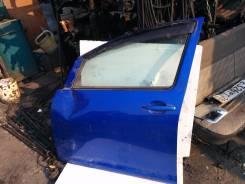Дверь передняя левая на Toyota Wish NZE 10 1 модель