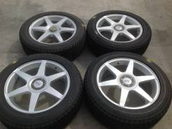215/55 R17 Bridgestone Blizzak MZ-03 литые диски 5х5 (17010)