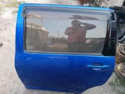 Дверь задняя левая на Toyota Wish NZE 10 1 модель