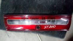 Вставка багажника. Toyota Carina ED, ST202