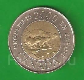 Монета канады 2 доллара 2000 года майл почта россии отслеживание