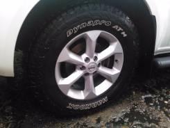 Nissan. x17, ЦО 66,1мм.