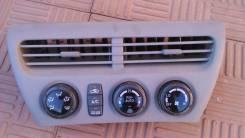 Блок управления климат-контролем. Toyota Vista Ardeo, SV50, SV55, SV55G, ZZV50G, SV50G, ZZV50 Toyota Vista, SV50, SV55, ZZV50