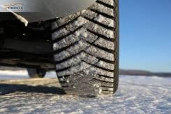 Goodyear UltraGrip Ice Arctic SUV. Зимние, шипованные, 2014 год, без износа, 4 шт