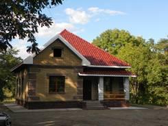 Очень хороший новый дом от застройщика, в очень красивом месте. Ул.Лесная 1а, р-н п.Оленевод, площадь дома 100 кв.м., скважина, электричество 15 кВт...