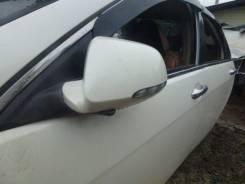 Зеркало заднего вида боковое. Honda Accord, CL9, CL8, CL7