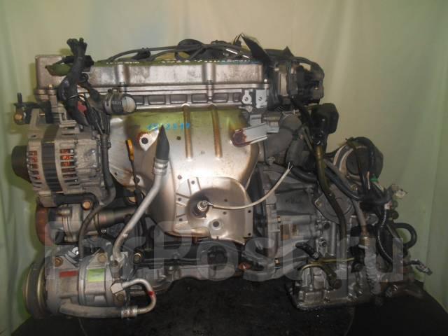 Контрактный б/у двигатель + акпп Nissan KA24-DE