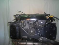Контрактный б/у двигатель + АКПП Subaru EJ20H