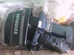 Evinrude. 60,00л.с., 2х тактный, бензин, нога L (508 мм), Год: 1994 год