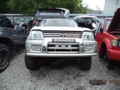 Дверь боковая. Toyota Land Cruiser Prado, KZJ95 Двигатель 1KZTE