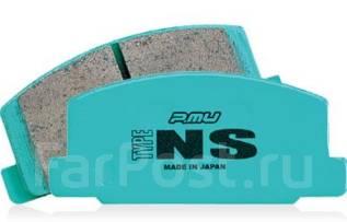 Колодка тормозная. Nissan Skyline GT-R, BCNR33, BNR34 Nissan 350Z