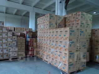Низкие цены по Ответственному хранению Класса В от 7руб/кв. м тепло. 1 500 кв.м., тупик Босфора 3, р-н Чуркин