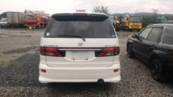 Дверь багажника. Toyota Estima, MCR40, MCR40W Двигатель 1MZFE
