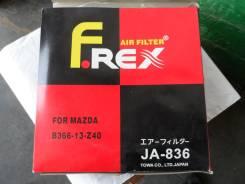 Фильтр воздушный. Mazda Laser, BG8PF, BG6RF, BG5PF, BG6PF, BG7PF, BG8RF, BG3PF Mazda Familia, BG3P, BG3S, BG8Z, BG6Z, BG8P, BG7P, BG6P, BG8R, BG5P, BG...