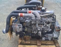 Двигатель в сборе. Hyundai Aero