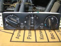 Блок управления климат-контролем. Mitsubishi Pajero Mini, H58A, H53A