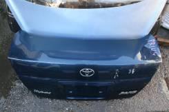 Крышка багажника. Toyota Prius
