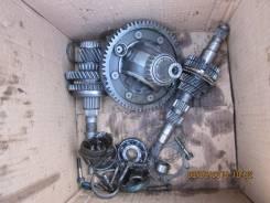 Механическая коробка переключения передач. Chery Amulet