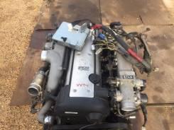Двигатель в сборе. Toyota Cresta, JZX100 Toyota Chaser, JZX100 Двигатель 1JZGTE