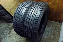 Bridgestone Dueler H/T D840. Летние, без износа, 2 шт