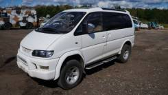 Mitsubishi Delica. PD6W, 6G72