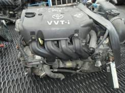 Двигатель. Toyota: Corolla, Corolla Rumion, WiLL Cypha, Yaris, Spade, Yaris / Echo, Succeed, Alphard Hybrid, Echo Verso, Vitz, Ractis, XA, Soluna Vios...