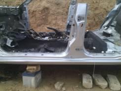 Порог пластиковый. Mitsubishi Lancer, CS3A