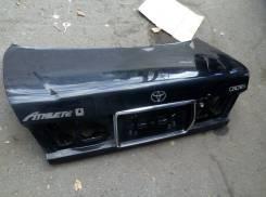 Крышка багажника. Toyota Crown, JZS171, JZS173, JZS175, JZS179 Двигатели: 2JZGE, 1JZGE