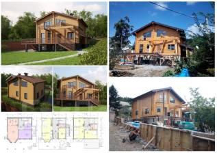 Архитектурное проектирование индивидуальных жилых домов