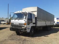 Isuzu Giga. Продам Isuzu GIGA в Новосибирске, 16 700 куб. см., 10 000 кг.