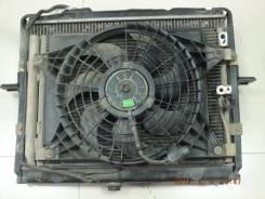Радиатор охлаждения двигателя. Hyundai Porter II Hyundai Porter Kia Bongo