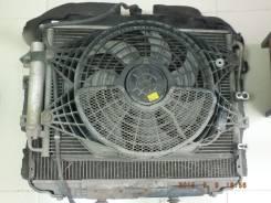 Радиатор охлаждения двигателя. Hyundai Porter II Двигатели: D4BF, D4BH, D4BB, D4CB