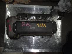 Головка блока цилиндров. Suzuki Wagon R Solio, MA34S, MA64S Suzuki Swift Двигатель M13A
