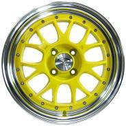 Sakura Wheels. 6.5x15, 4x100.00, ET35