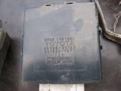 Блок управления дверями. Toyota Cresta, JZX81, GX81, MX83, LX80, SX80 Toyota Mark II, YX80, JZX81, MX83, LX80, SX80, GX81 Toyota Chaser, SX80, GX81, L...
